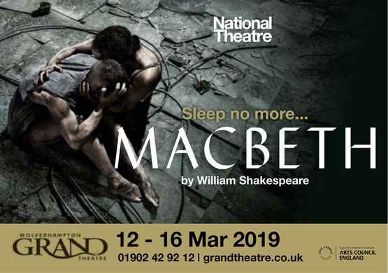 Wolverhampton Grand Theatre macbeth